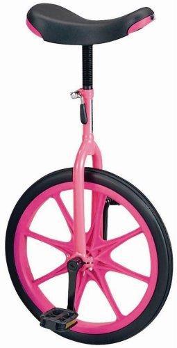 EVERNEW 【EKD137】一輪車(ノーパンク)18 色:ピンク